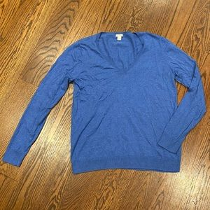 J.Crew Vneck Sweater